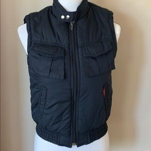 Vintage 80's Sasson Vest